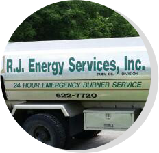 Heating Oil Delivery RJ Energy 2184 N. Belfast Avenue Augusta, ME  04330